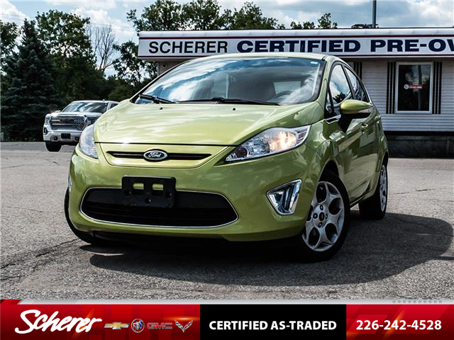 2011 Ford Fiesta SES (Stk: 205210AA) in Kitchener - Image 1 of 21