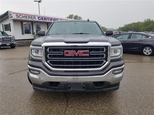 2016 GMC Sierra 1500 SLE (Stk: 198720A) in Kitchener - Image 2 of 8