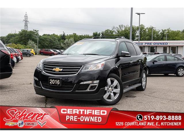 2016 Chevrolet Traverse 1LT (Stk: 196310A) in Kitchener - Image 1 of 10