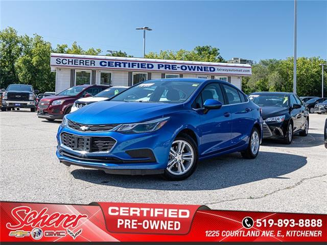 2018 Chevrolet Cruze LT Auto (Stk: 1911560AA) in Kitchener - Image 1 of 10