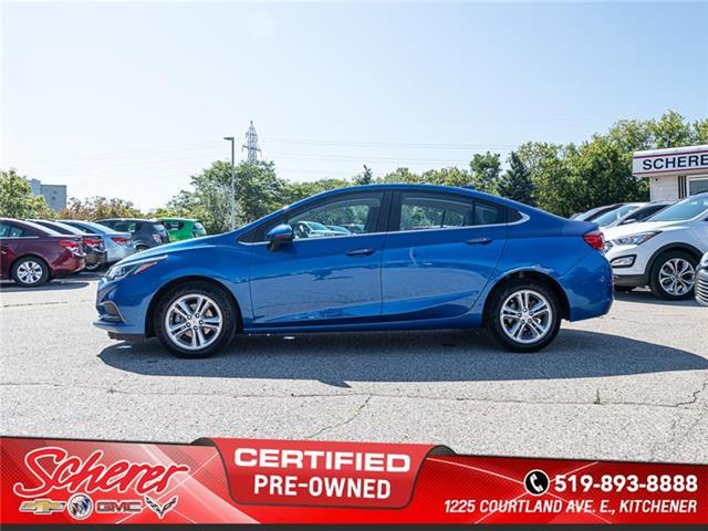 2018 Chevrolet Cruze LT Auto (Stk: 1911560AA) in Kitchener - Image 2 of 10