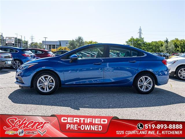 2018 Chevrolet Cruze LT Auto (Stk: 199030A) in Kitchener - Image 2 of 10