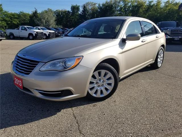 2013 Chrysler 200 LX (Stk: 193220A) in Kitchener - Image 1 of 7