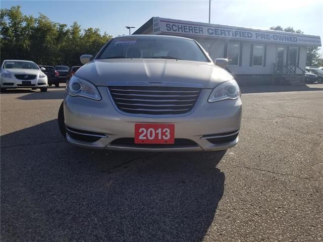 2013 Chrysler 200 LX (Stk: 193220A) in Kitchener - Image 2 of 7