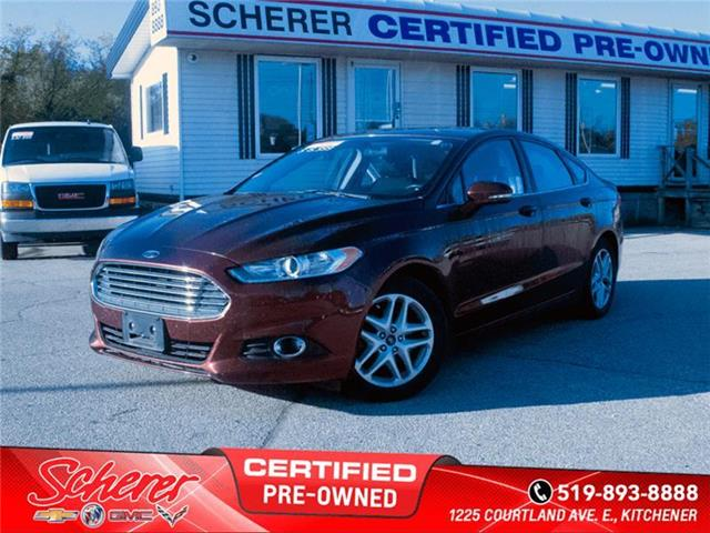 2015 Ford Fusion SE (Stk: 1913110A) in Kitchener - Image 1 of 7