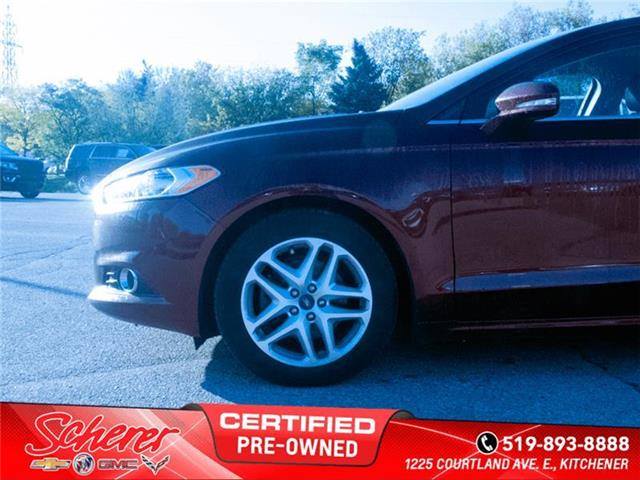 2015 Ford Fusion SE (Stk: 1913110A) in Kitchener - Image 2 of 7