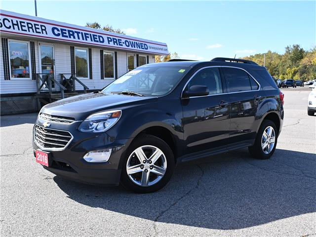 2016 Chevrolet Equinox LT (Stk: 1911130A) in Kitchener - Image 1 of 20
