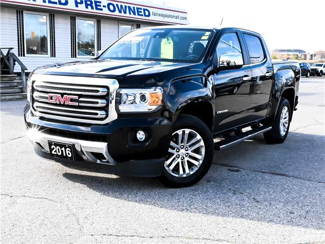 2016 GMC Canyon SLT (Stk: 1913020A) in Kitchener - Image 1 of 24