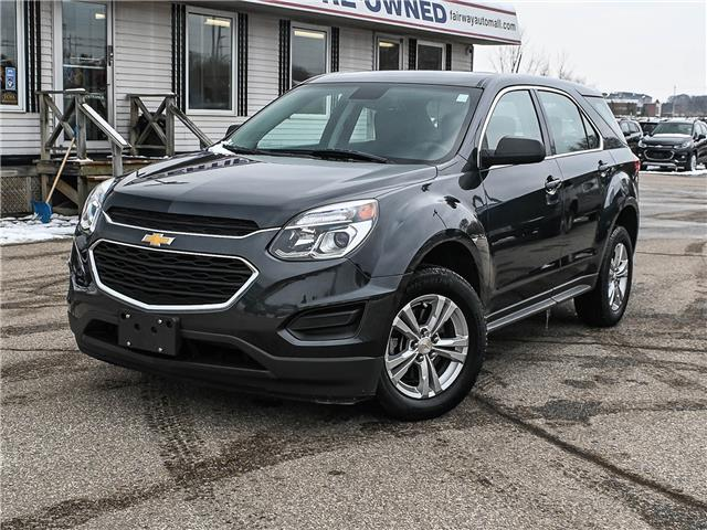 2017 Chevrolet Equinox LS (Stk: 199560A) in Kitchener - Image 1 of 12