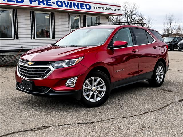 2018 Chevrolet Equinox LT (Stk: 591300) in Kitchener - Image 1 of 16