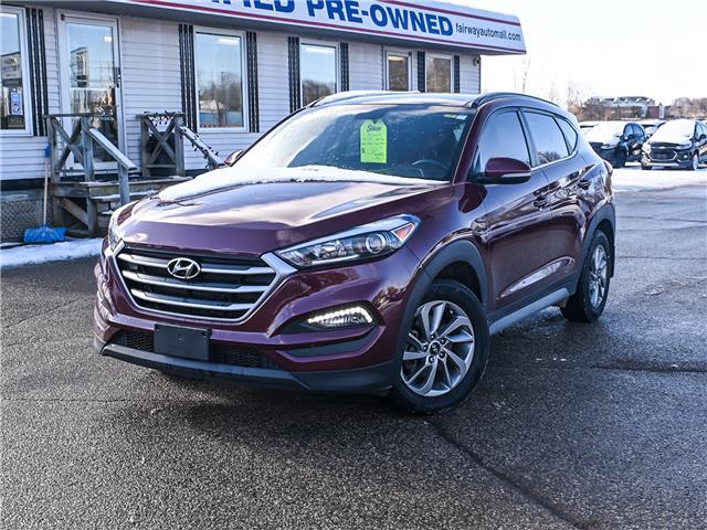 2017 Hyundai Tucson SE (Stk: 200840A) in Kitchener - Image 1 of 16