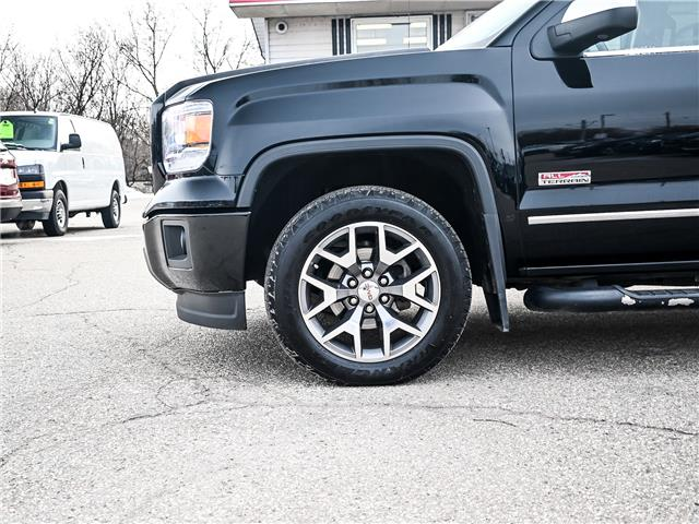 2015 GMC Sierra 1500 SLT (Stk: 198540A) in Kitchener - Image 2 of 27