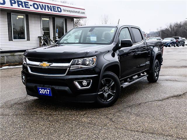 2017 Chevrolet Colorado LT (Stk: 591410) in Kitchener - Image 1 of 19