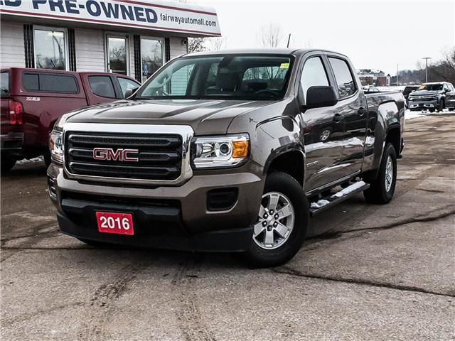2016 GMC Canyon Base (Stk: 198270A) in Kitchener - Image 1 of 20