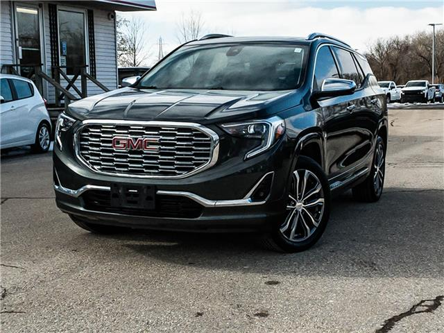 2018 GMC Terrain Denali (Stk: 201600A) in Kitchener - Image 1 of 27