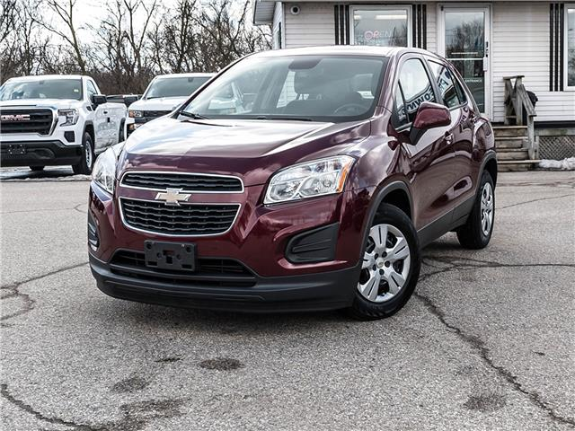 2015 Chevrolet Trax LS (Stk: 1912810A) in Kitchener - Image 1 of 16