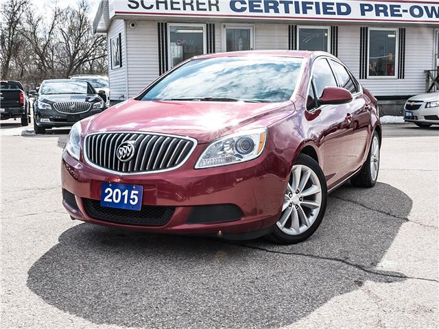 2015 Buick Verano Base (Stk: 193360A) in Kitchener - Image 1 of 17