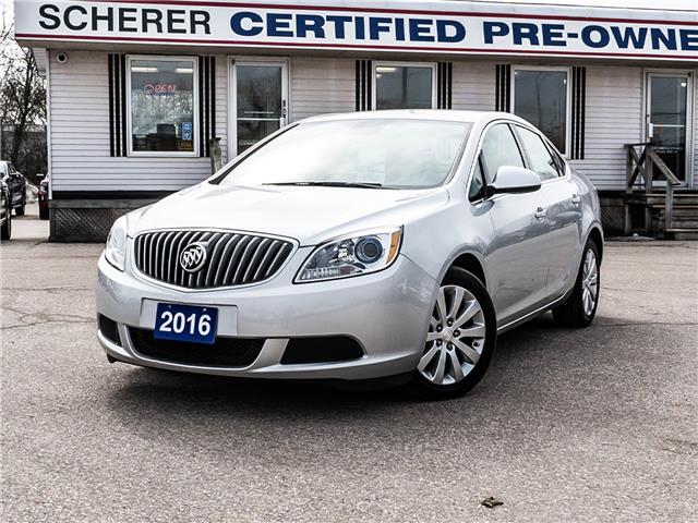 2016 Buick Verano Base (Stk: 201320A) in Kitchener - Image 1 of 15