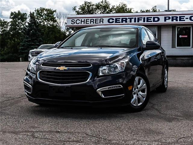 2015 Chevrolet Cruze 1LT (Stk: 205620A) in Kitchener - Image 1 of 19