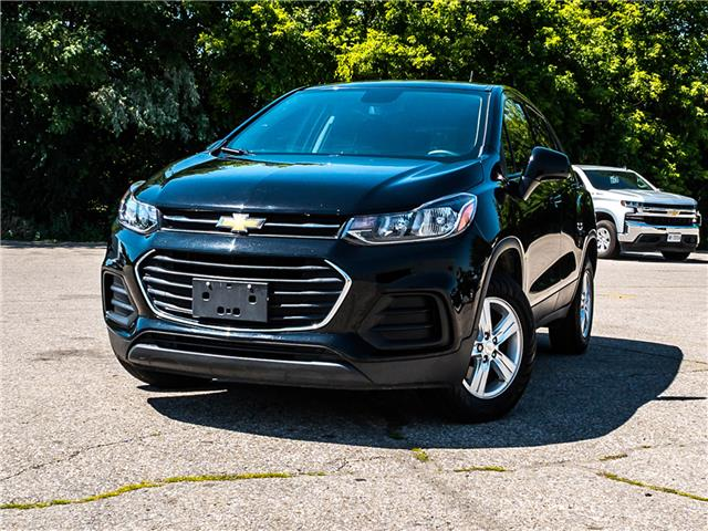 2017 Chevrolet Trax LS (Stk: 202040A) in Kitchener - Image 1 of 17