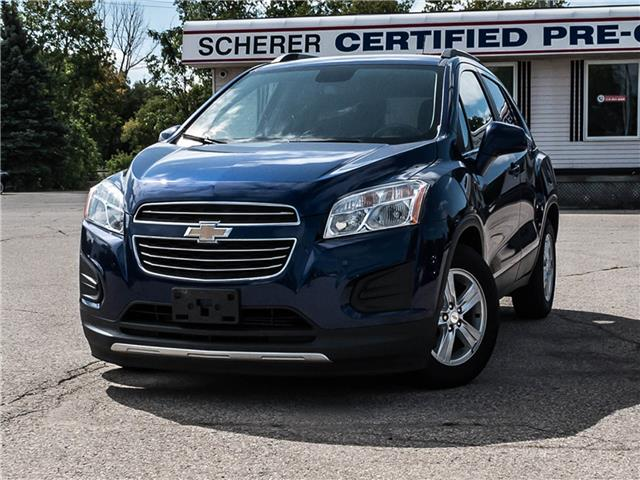 2016 Chevrolet Trax LT (Stk: 205430A) in Kitchener - Image 1 of 19