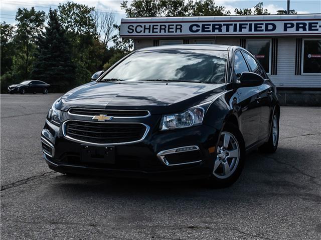 2015 Chevrolet Cruze  (Stk: 600720) in Kitchener - Image 1 of 20
