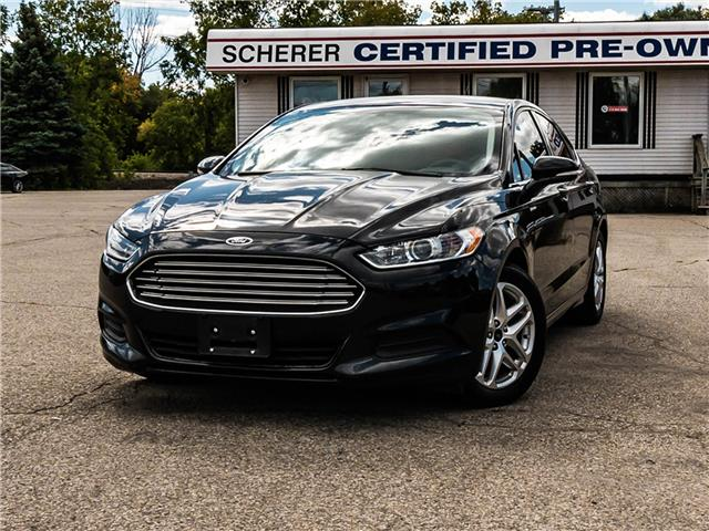 2013 Ford Fusion SE (Stk: 196830AA) in Kitchener - Image 1 of 17
