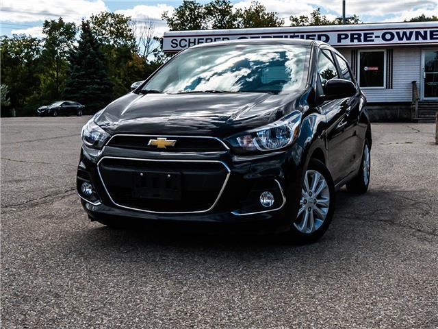 2018 Chevrolet Spark 1LT Manual (Stk: 600730) in Kitchener - Image 1 of 17