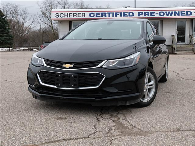 2017 Chevrolet Cruze Hatch LT Auto (Stk: 601020) in Kitchener - Image 1 of 19
