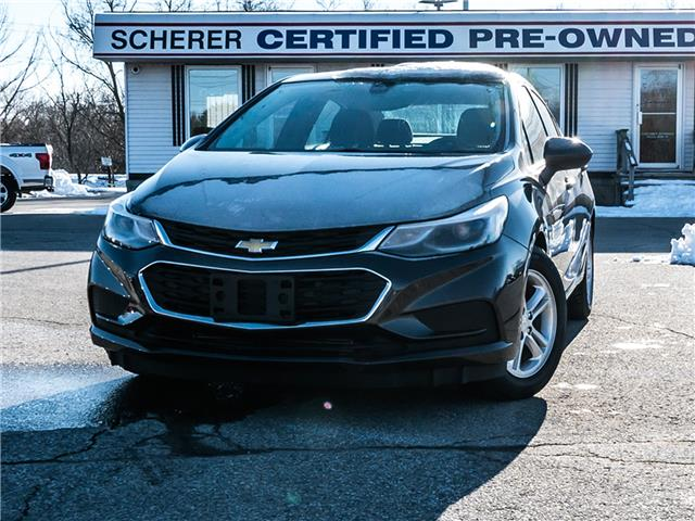 2017 Chevrolet Cruze LT Auto (Stk: 601100) in Kitchener - Image 1 of 16