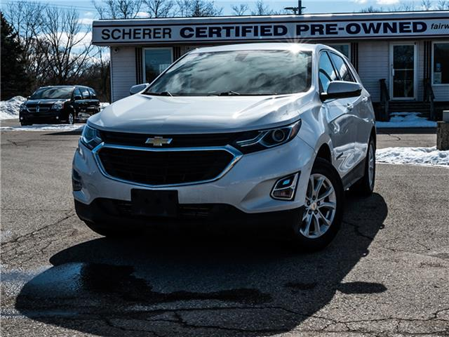 2018 Chevrolet Equinox 1LT (Stk: 211820A) in Kitchener - Image 1 of 4