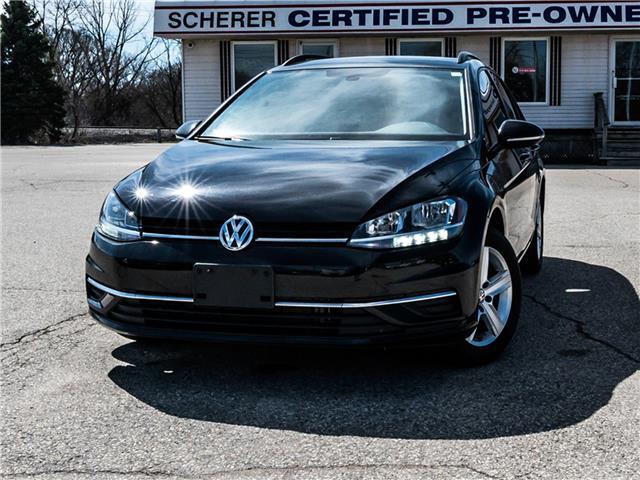 2019 Volkswagen Golf SportWagen 1.8 TSI Comfortline (Stk: 214640A) in Kitchener - Image 1 of 15