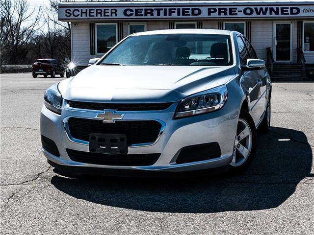 2016 Chevrolet Malibu Limited LS (Stk: 214840A) in Kitchener - Image 1 of 16