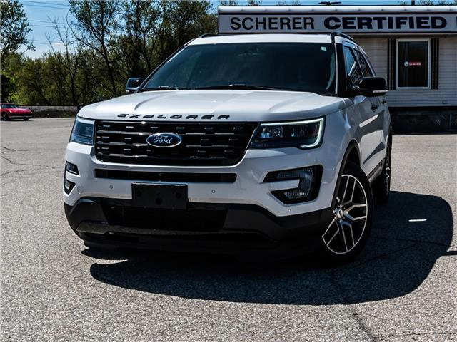 2017 Ford Explorer Sport (Stk: 214830AA) in Kitchener - Image 1 of 22