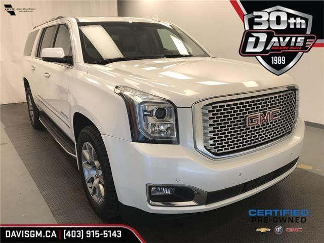 2017 GMC Yukon XL Denali (Stk: 182731) in Lethbridge - Image 1 of 26