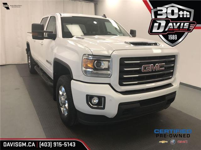 2018 GMC Sierra 3500HD SLT (Stk: 188070) in Lethbridge - Image 1 of 36