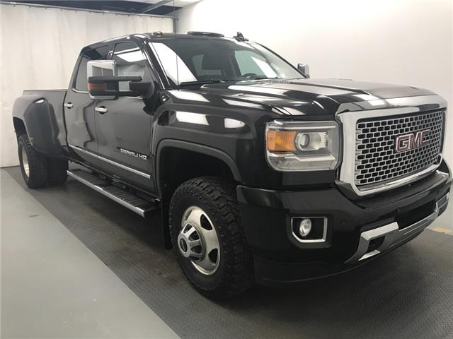 2016 GMC Sierra 3500HD Denali (Stk: 212195) in Lethbridge - Image 1 of 29