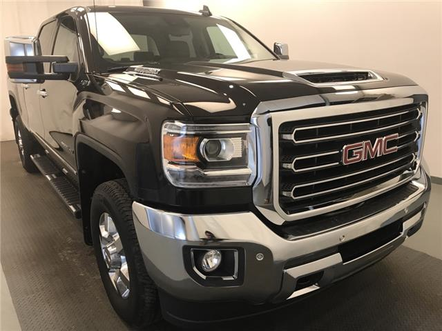 2019 GMC Sierra 2500HD SLT (Stk: 206214) in Lethbridge - Image 1 of 29