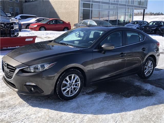 2015 Mazda Mazda3 GS (Stk: N4911A) in Calgary - Image 1 of 21