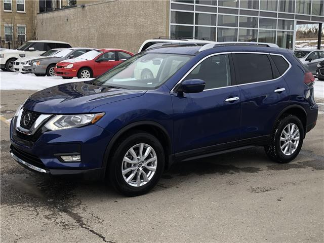 2019 Nissan Rogue SV (Stk: K8100) in Calgary - Image 1 of 19
