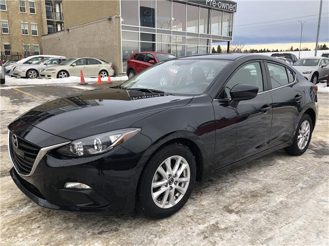 2016 Mazda Mazda3 GS (Stk: N5032AA) in Calgary - Image 1 of 17