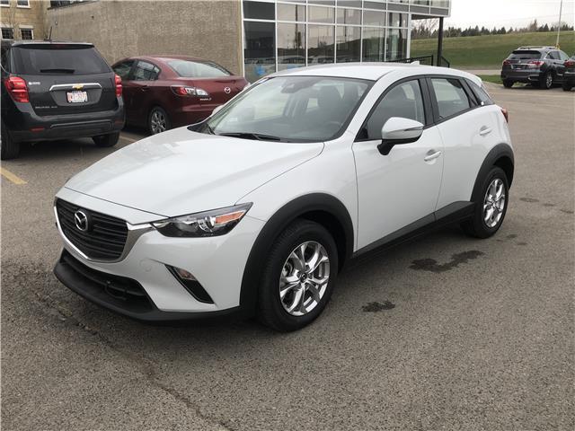 2019 Mazda CX-3 GS (Stk: K8048) in Calgary - Image 1 of 21