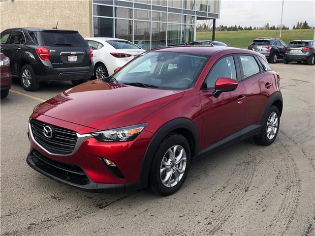 2019 Mazda CX-3 GS (Stk: K8023) in Calgary - Image 1 of 21