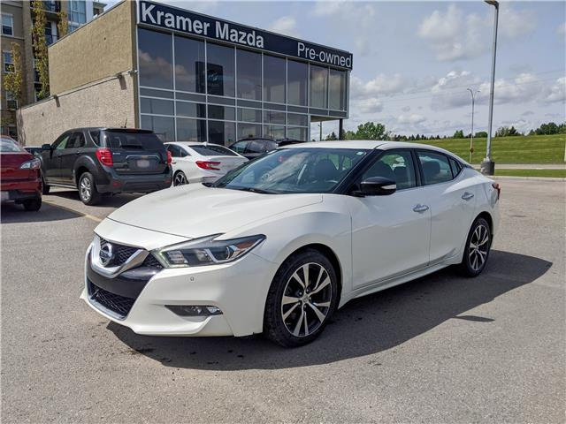 2016 Nissan Maxima SV (Stk: K7979A) in Calgary - Image 1 of 24