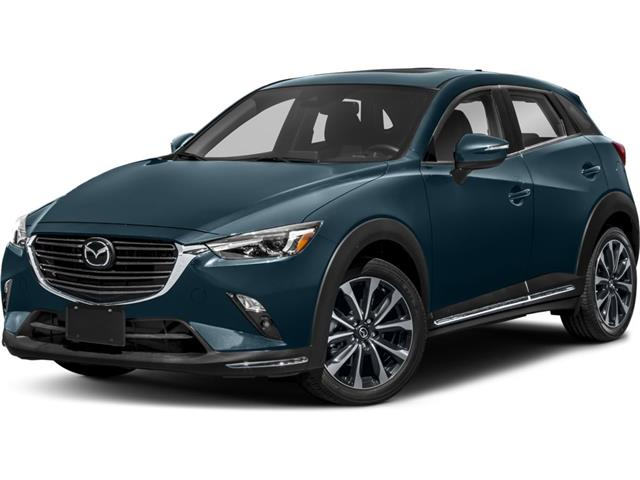 2019 Mazda CX-3 GT (Stk: K8020) in Calgary - Image 1 of 8