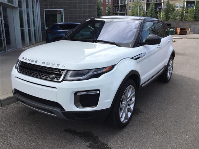 2016 Land Rover Range Rover Evoque HSE (Stk: C0001) in Calgary - Image 1 of 21