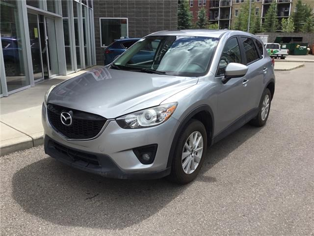 2013 Mazda CX-5 GS (Stk: K7977A) in Calgary - Image 1 of 13