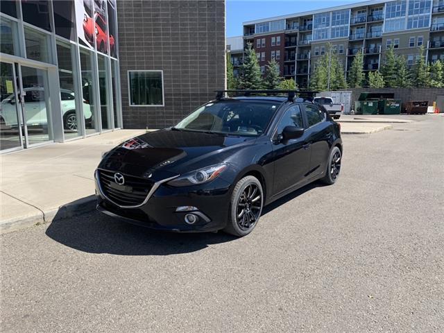 2014 Mazda Mazda3 Sport GT-SKY (Stk: N4841A) in Calgary - Image 1 of 17