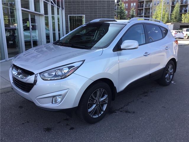2014 Hyundai Tucson GLS (Stk: N5799A) in Calgary - Image 1 of 19