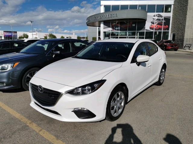 2015 Mazda Mazda3 GX (Stk: N6010A) in Calgary - Image 1 of 2